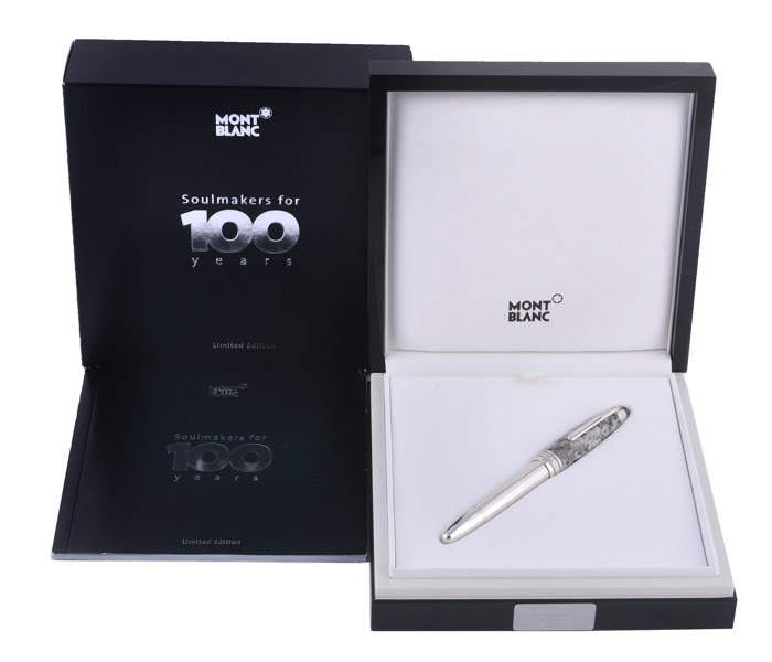 Montblanc, Soulmakers for 100 Years