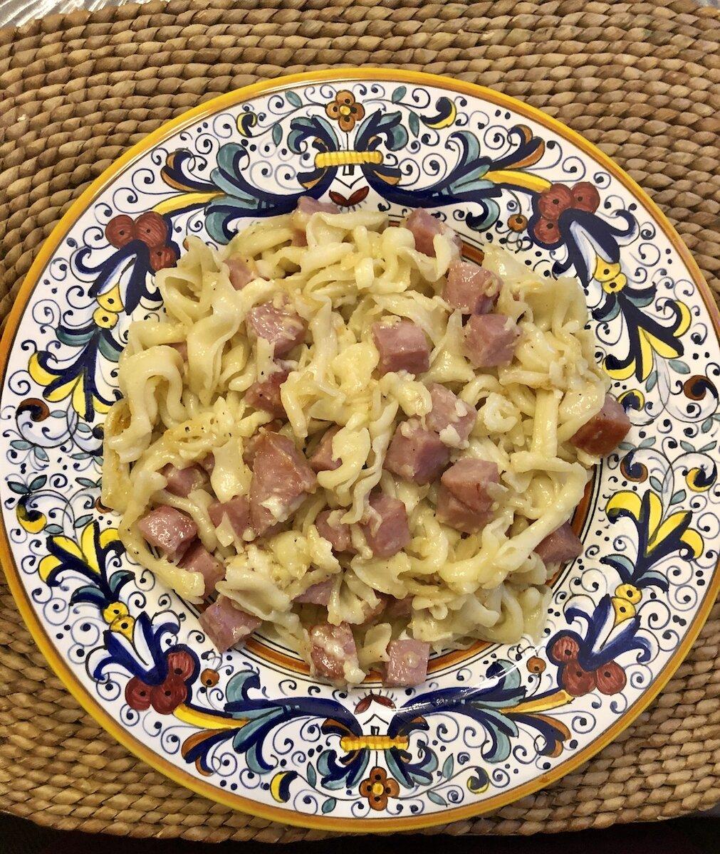 Spatzle with Ham:Smoked Gruyere.jpeg