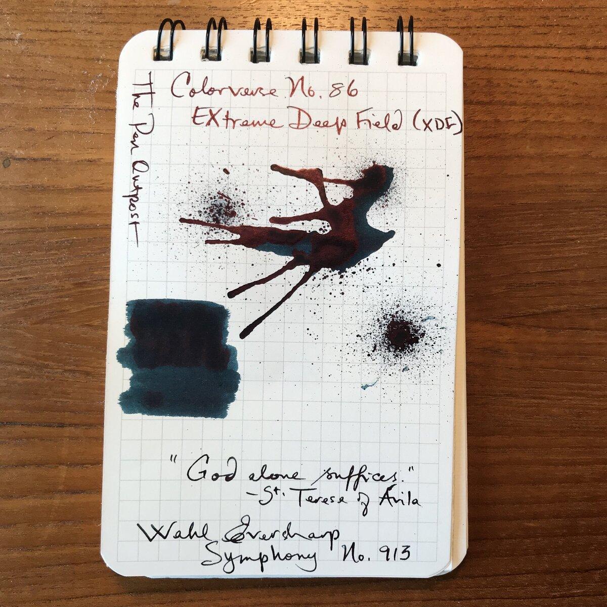 Colorverse No. 86 eXtreme Deep Field (XDF)