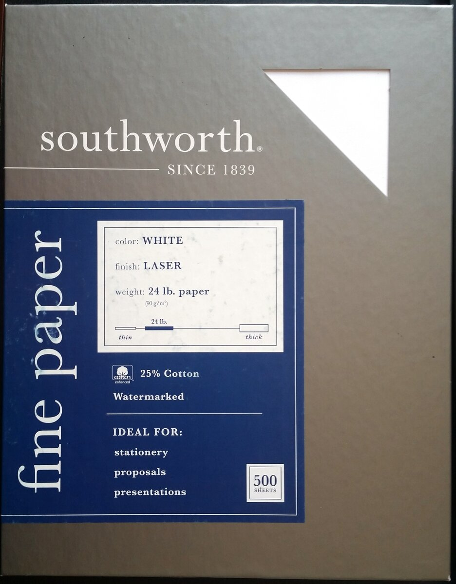 southworth laser  24lbs 25pct cotton packaging side a.jpg