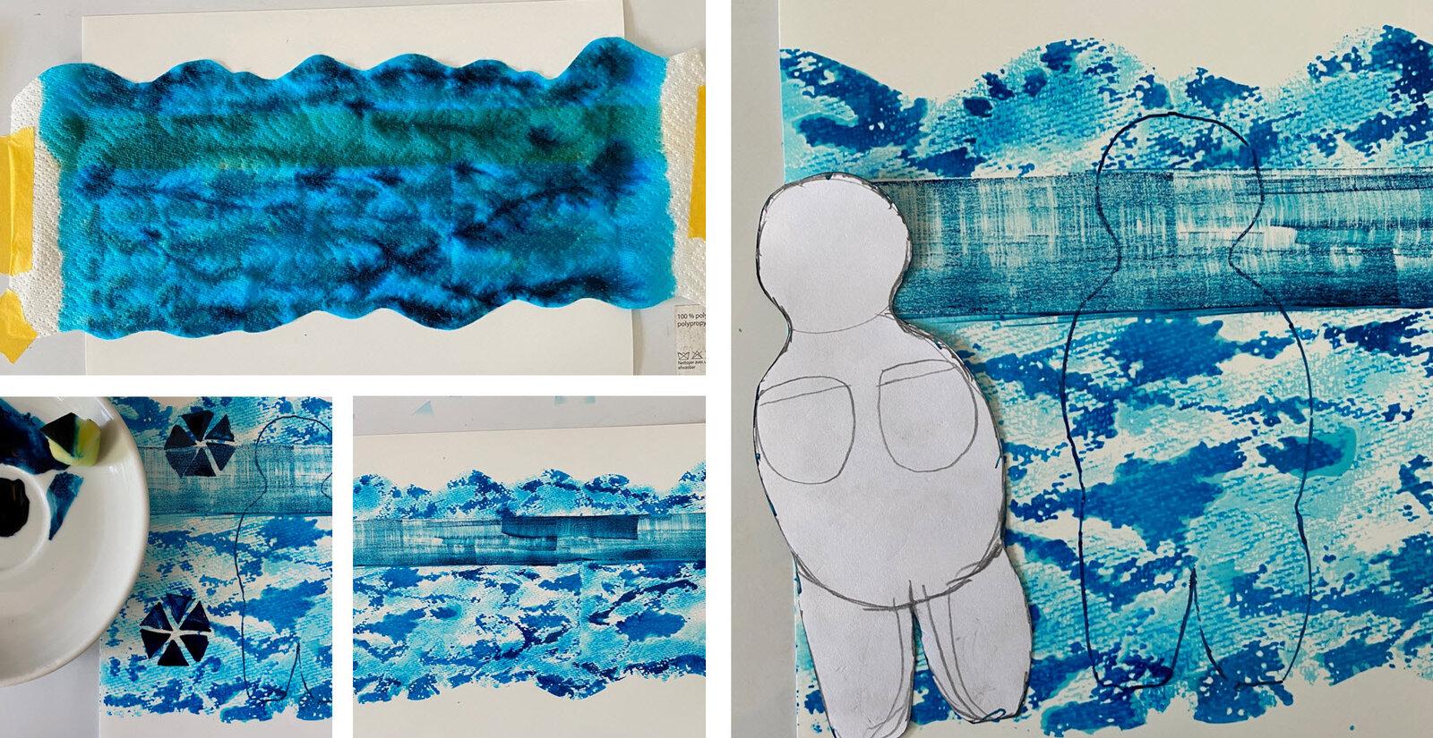 jacques herbin - bleu austral - collage.jpeg