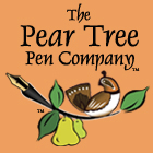 The Pear Tree Pen Company Logo