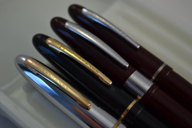 Symphony -- Eversharp's Last Good Pen?
