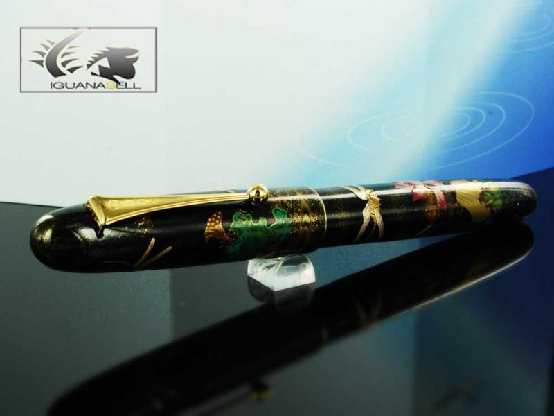 Attached Image: Namiki-Fountain-Pen-Urushi-Maki-e-Kachimushi-Limited-Edition-60718-60718-21.jpg
