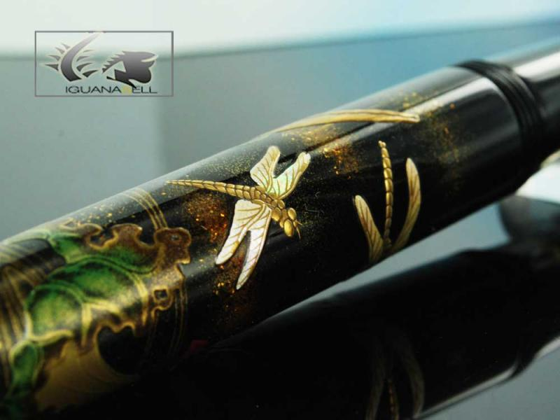 Attached Image: Namiki-Fountain-Pen-Urushi-Maki-e-Kachimushi-Limited-Edition-60718-60718-61.jpg