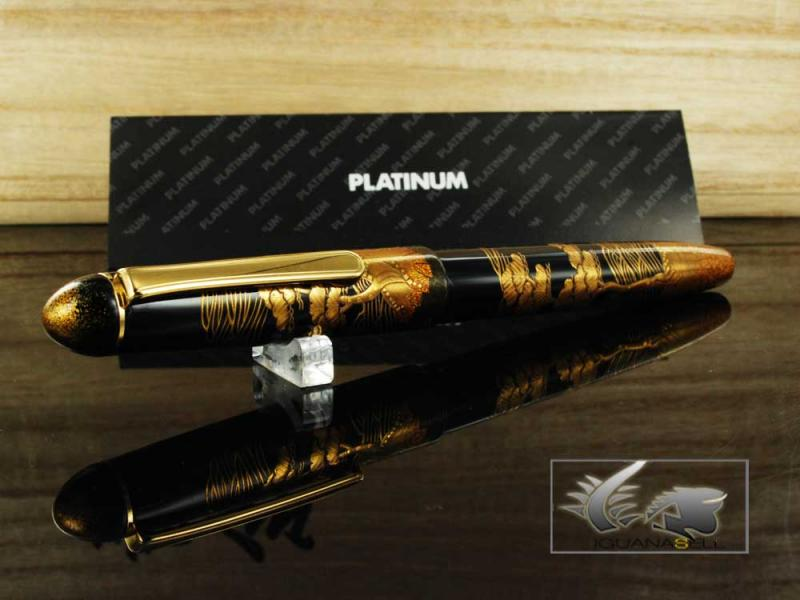 Attached Image: Platinum-Fountain-Pen-Urushi-Maki-e-Finish-Hamamatsu--55-PTB-300000-PTB-300000-55-21.jpg