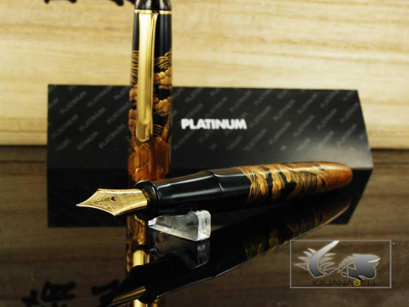 Attached Image: Platinum-Fountain-Pen-Urushi-Maki-e-Finish-Hamamatsu--55-PTB-300000-PTB-300000-55-11.jpg