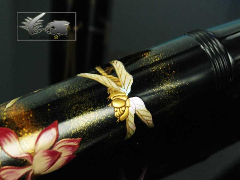 Attached Image: Namiki-Fountain-Pen-Urushi-Maki-e-Kachimushi-Limited-Edition-60718-60718-31.jpg