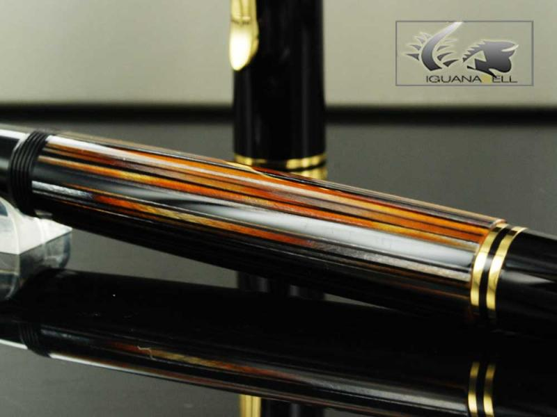 Attached Image: Pelikan-Fountain-Pen-Souveran-M800-Brown-Tortoise-Shell-Special-ed.-915702-41.jpg
