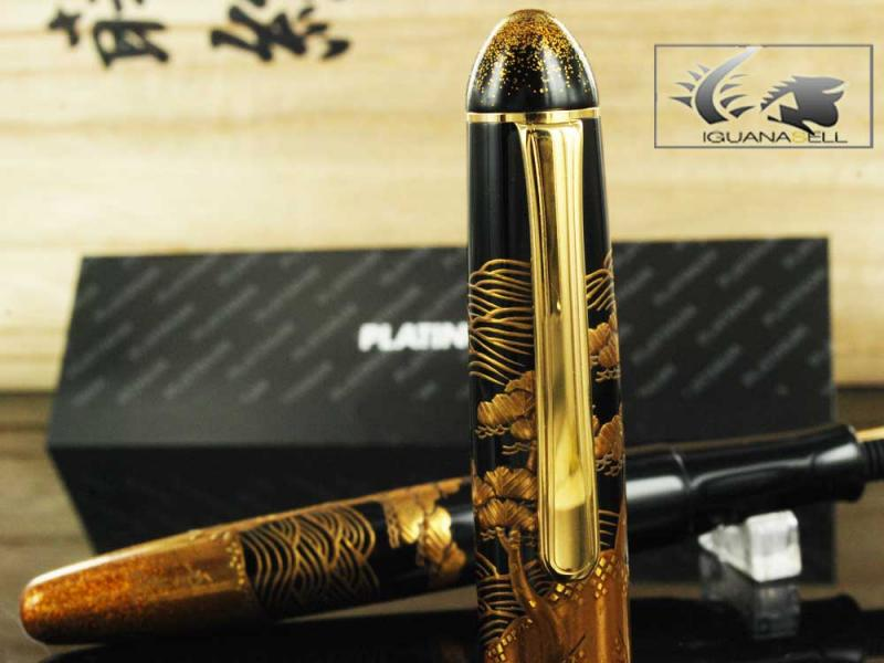 Attached Image: Platinum-Fountain-Pen-Urushi-Maki-e-Finish-Hamamatsu--55-PTB-300000-PTB-300000-55-81.jpg