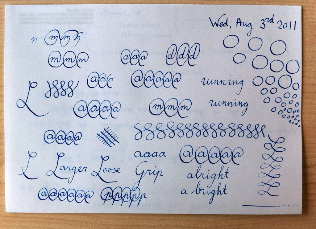 Fun With Handwriting Practice - Page 2 - Handwriting ...