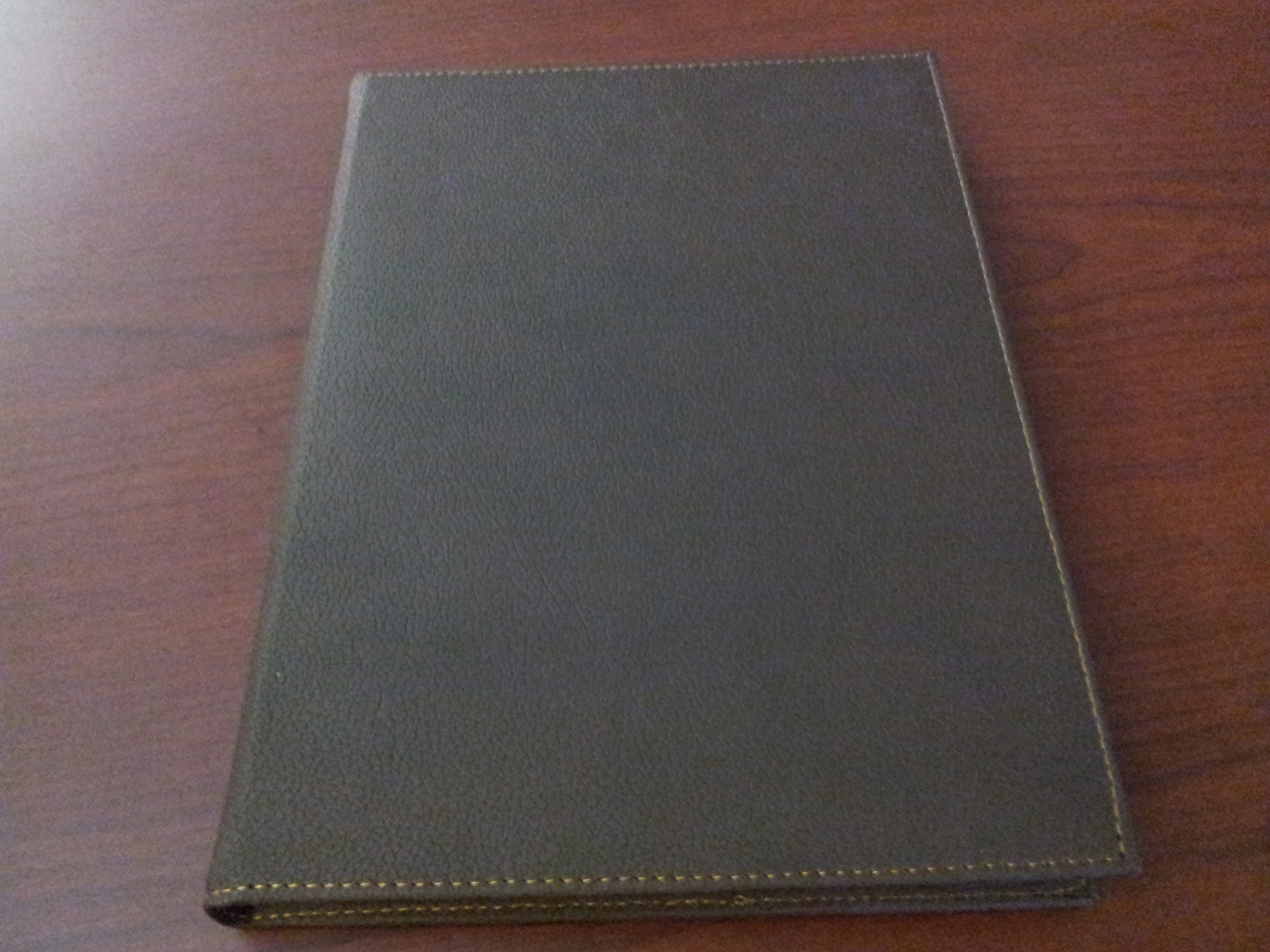 Winnable Executive Journal - Paper & Pen Paraphernalia Reviews and Articles - The Fountain Pen ...