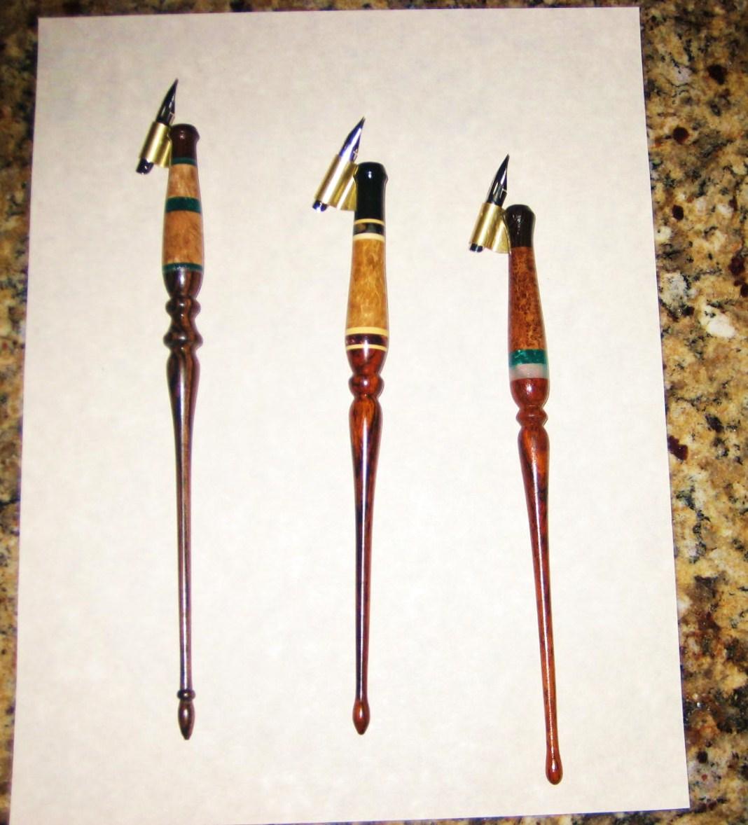 Show Us Your Oblique Penholders Page 4 Calligraphy