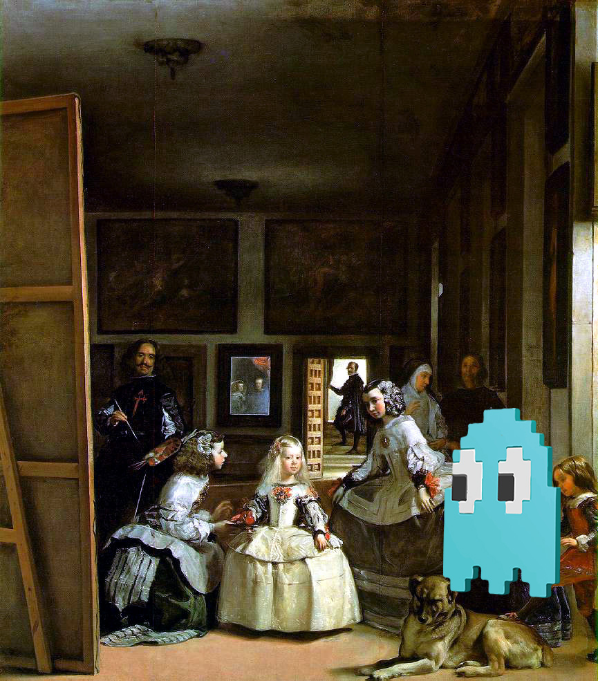 diego velazquez s las meninas Las meninas spanish for the ladies-in-waiting) is a 1656 painting in the museo del prado in madrid, by diego velázquez, the leading artist of the spanish golden age.