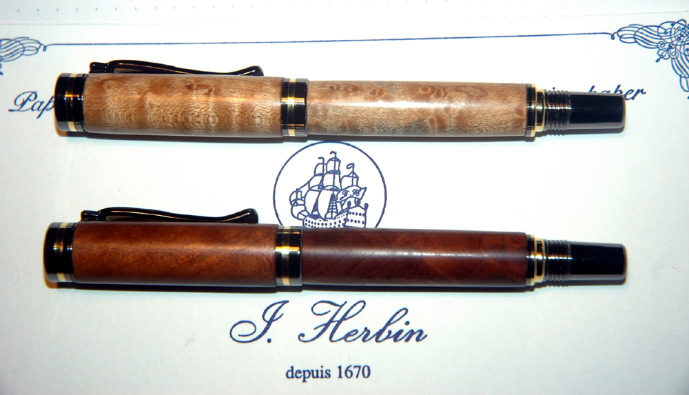 Kojent Kit Pens In Wood Pen Turning And Making The
