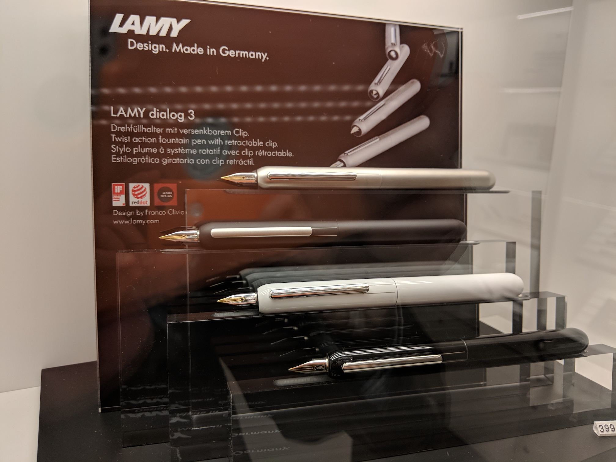 Lamy Boutique Opens In San Francisco Lamy The Fountain