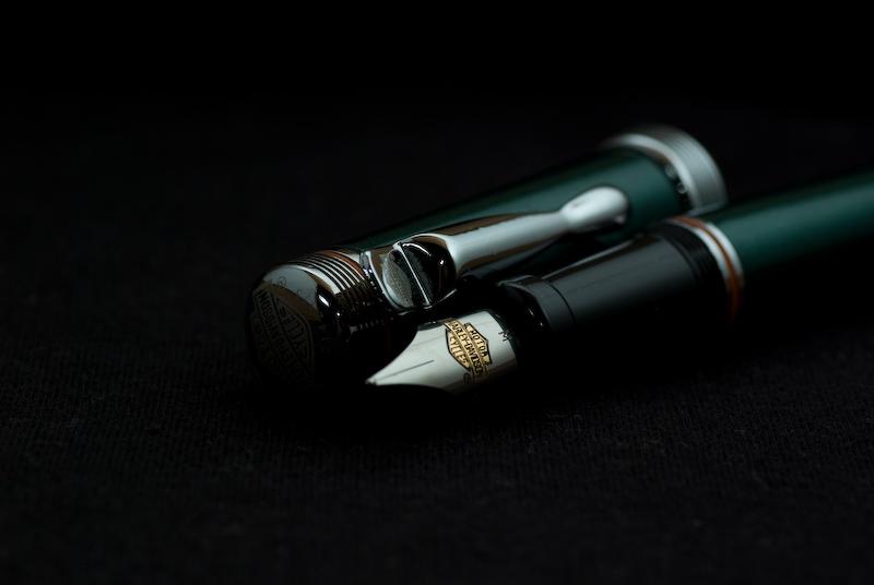 Harley Davidson fountain pen - Waterman - The Fountain Pen