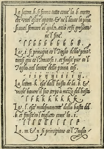 Books On Italic Handwriting And Calligraphy Broad Or