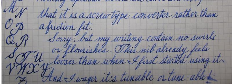 Writing Sample  2- Conklin Duraflex.jpg