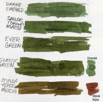 Diamine Classic Green Comparison Epson copy 2.jpg