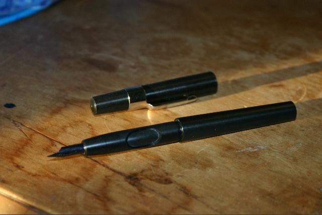 Pump Fountain Pen Fountain And Dip Pens i