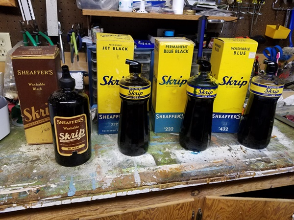Sheaffer inks 07-03-18.jpg