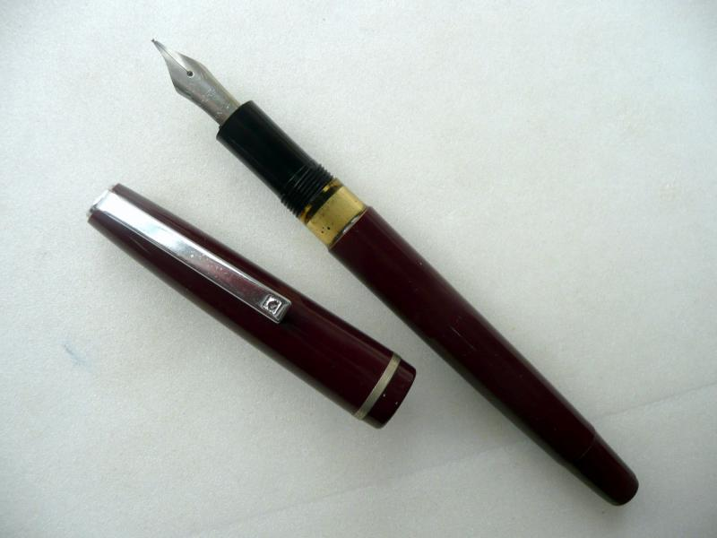 Osmiroid 75 shorthand - 1.JPG