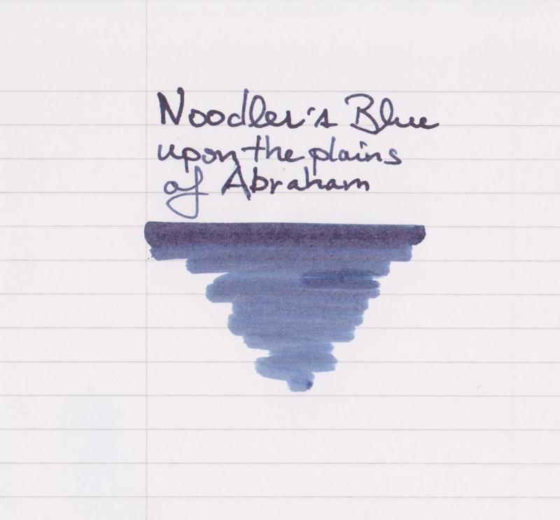 Noodler's Blue upon the plains of Abraham.jpeg