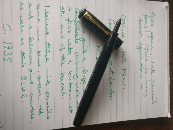 the fountain pen network