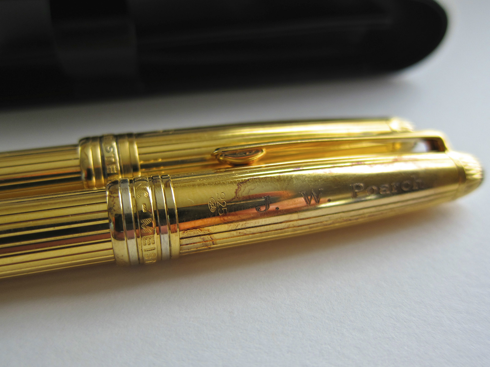 Need Help For The Polish Of One Montblanc Fountain Pen