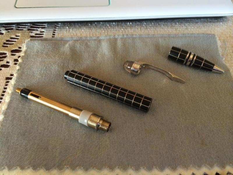 Cross® Classic® Century® Ballpoint Pen Satin Chrome