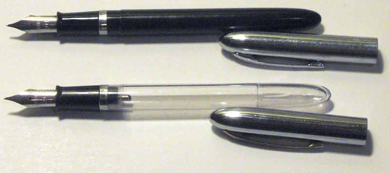 sheaffer fountain pen dating Sheaffer prelude, brushed chrome plate, nickel plate trim, fountain pen: medium nib roll over image to learn more date first available, august 25, 2003.