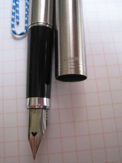 Sheaffer Japan on cap. ajpg.jpg
