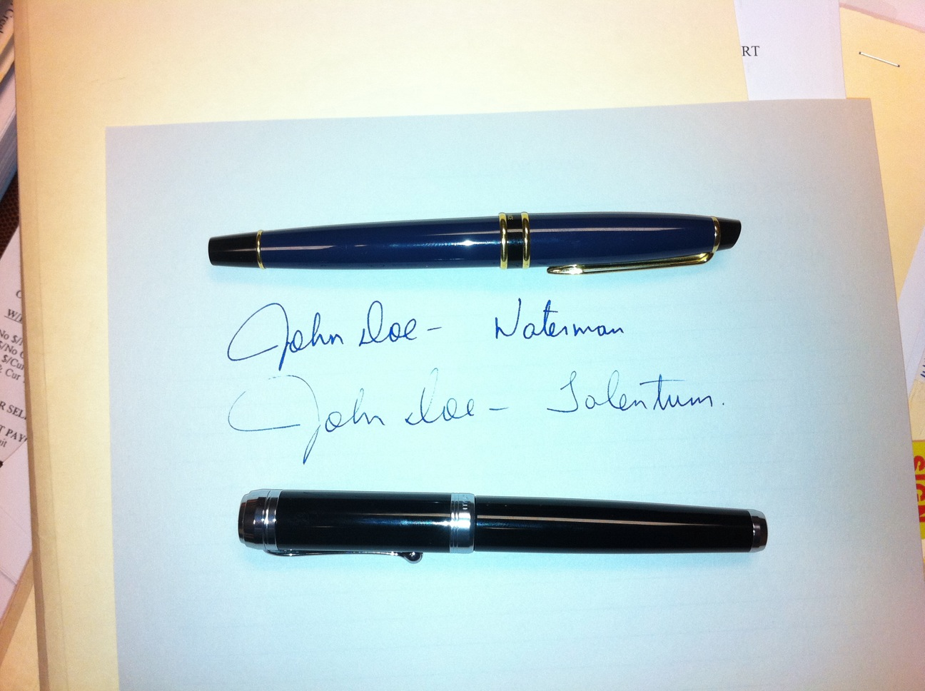 fountain pen writing paper 1-16 of over 1,000 results for fountain pen paper showing most relevant results fine writing paper, acid free, fountain pen friendly pen sep 30, 2016 by medone.