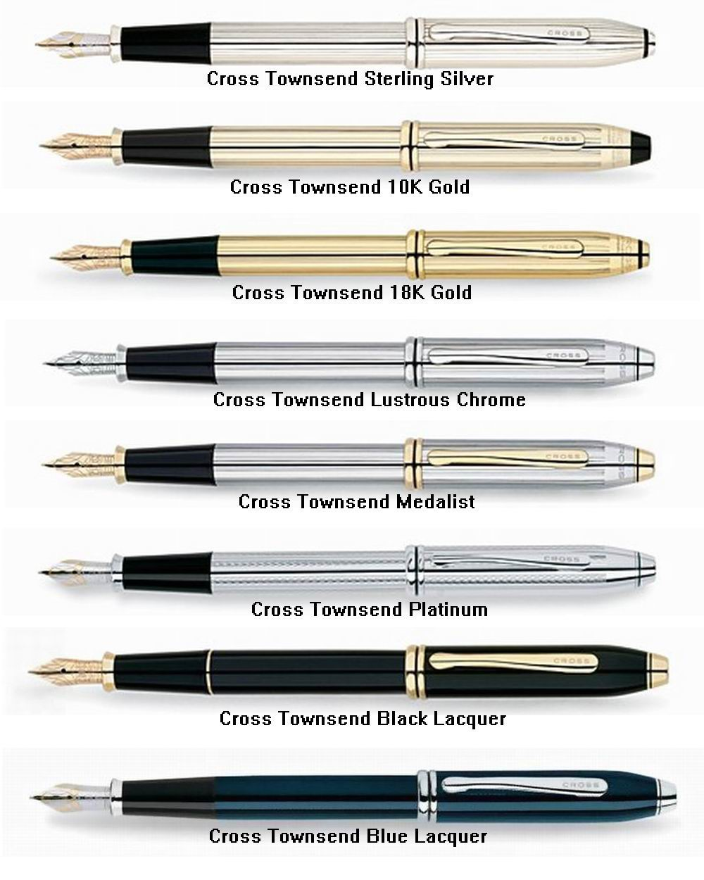 cross fountain pen Find great deals on ebay for cross fountain pens and christmas plates made in germany shop with confidence.