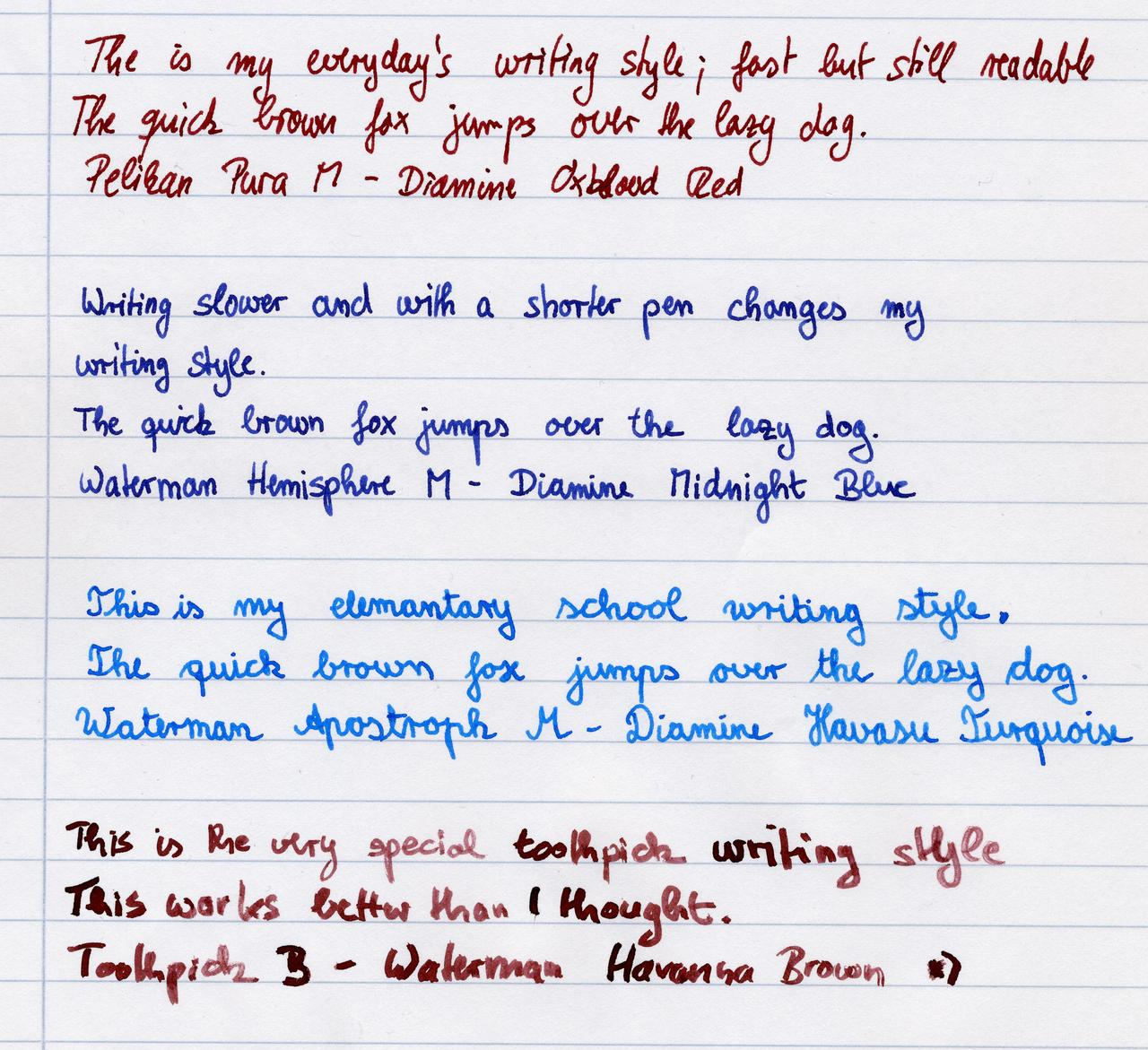 What Does Your Handwriting Look Like