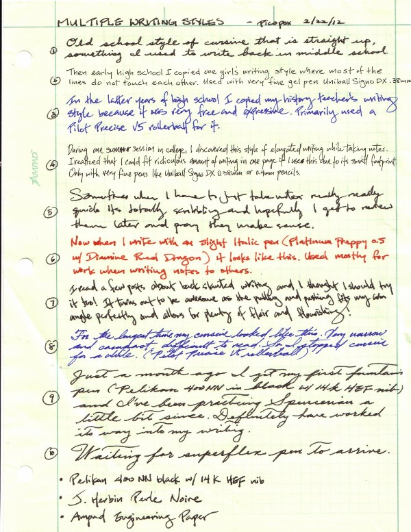 Difference between essay and report writing