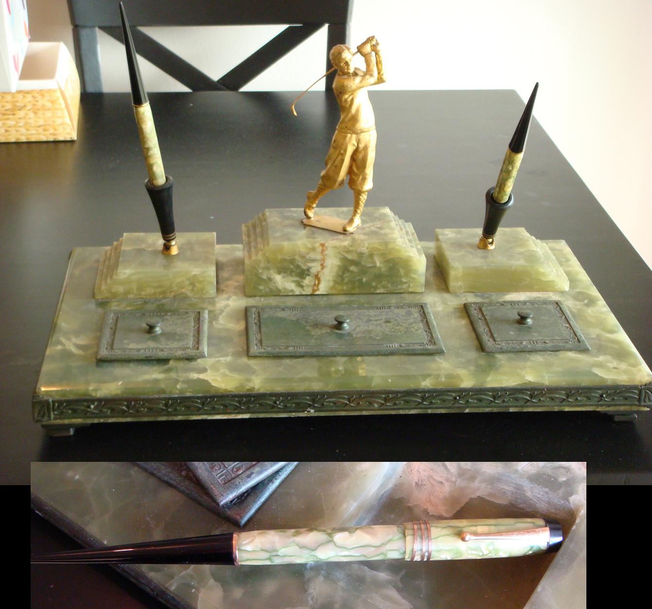Pen Desk Set Hostgarcia