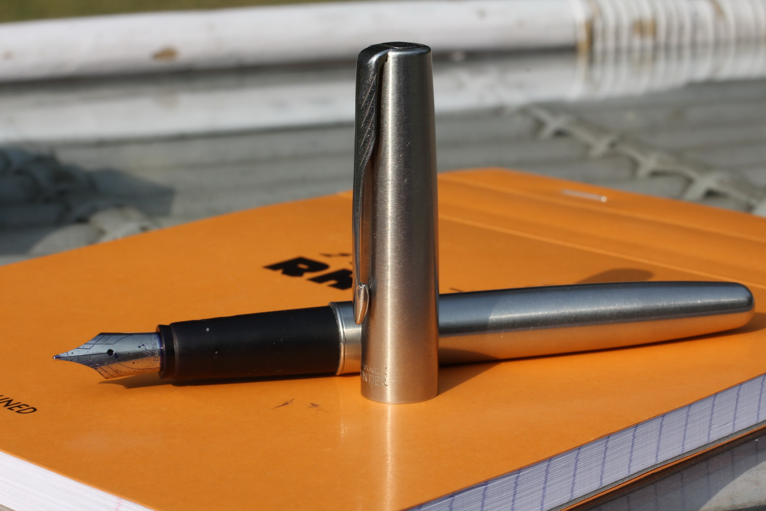 Parker Frontier Review Fountain Pen Reviews The